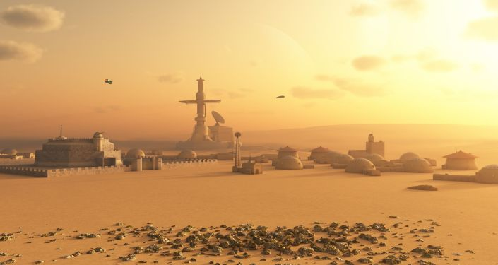 Kolonia na Marsie