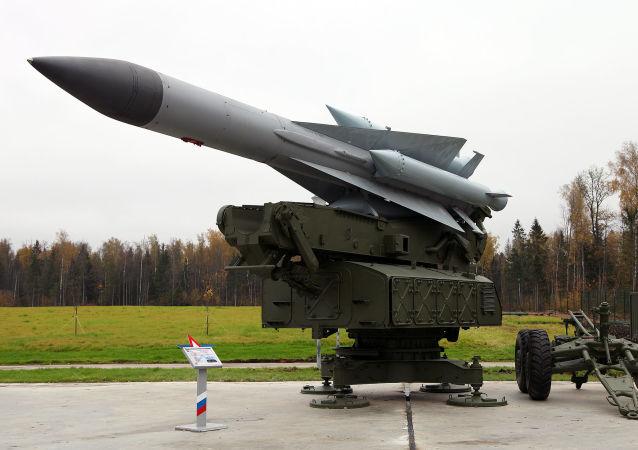 Radziecki system rakietowy S-200