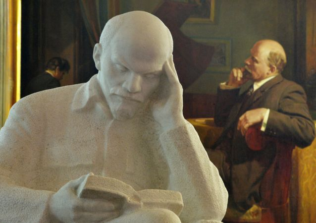 Kompleks poświęcony Władimirowi Leninowi w Uljanowsku