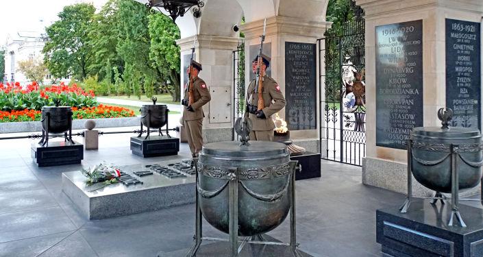 Grób Nieznanego Żołnierza w Warszawie