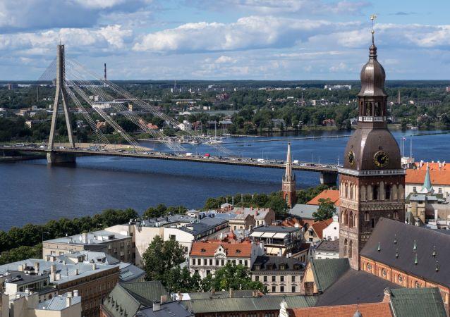 Ryga, Łotwa