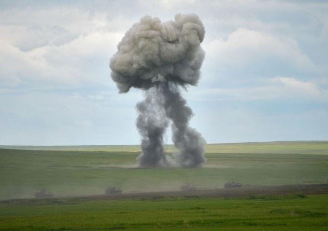 Poligon Cygoł w Kraju Zabajkalskim
