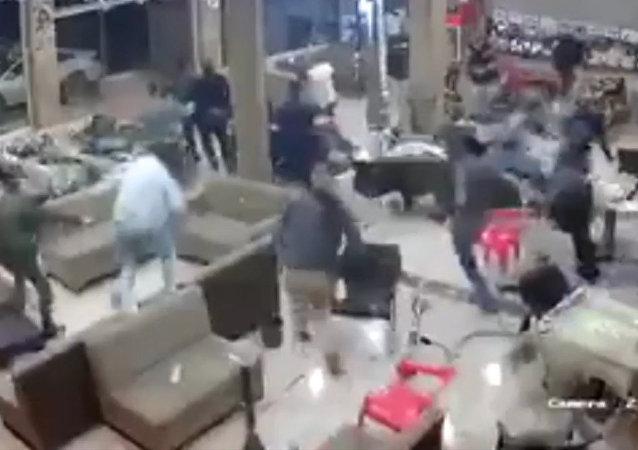 Trzęsienie ziemi na granicy Iranu i Iraku