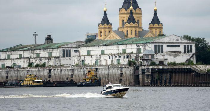 Sobór Aleksandra Niewskiego w Niżnym Nowogrodzie