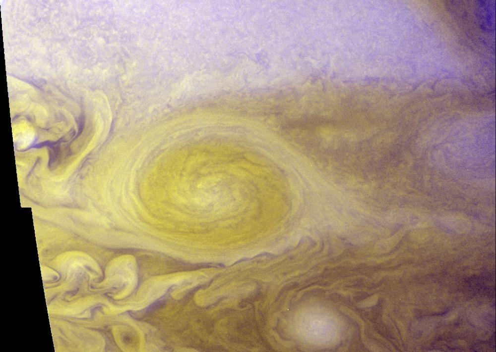 Zdjęcie Jowisza, zrobione przez New Horizons 27 lutego 2007