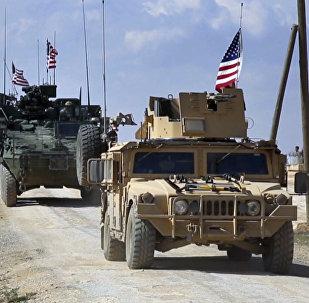 Armia USA w Syrii
