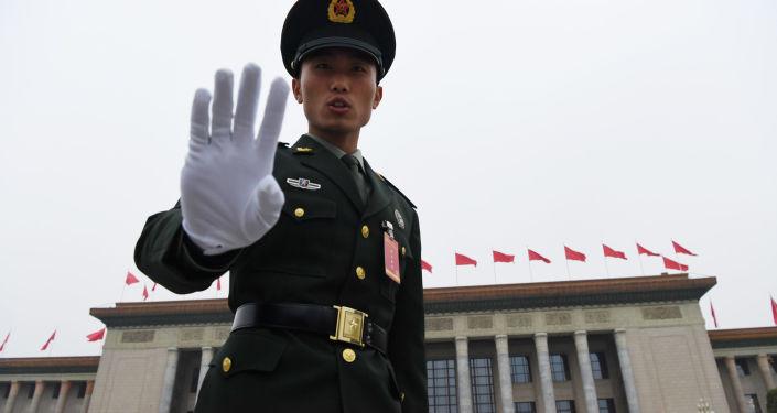 Zjazd partii komunistycznej w Pekinie
