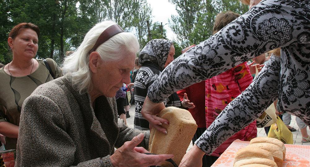 Pomoc humanitarna dla Donbasu