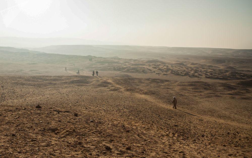 Wykopaliska odbywały się w słabo zbadanej przez archeologów oazie Fajum, która znajduje się sto kilometrów na południowy zachód od Kairu.