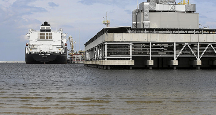 LNG-Terminal in Świnoujście