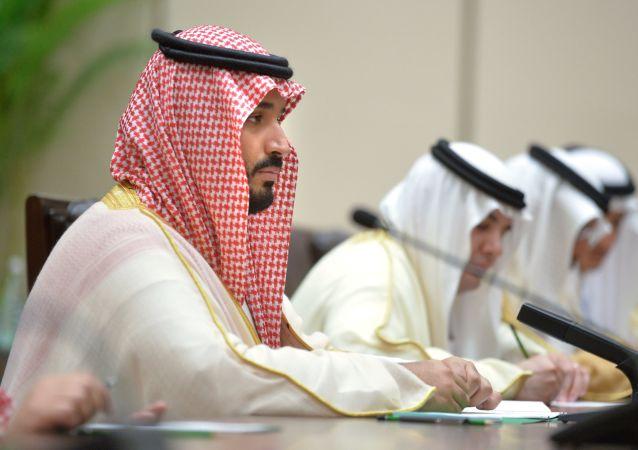 Zastępca następcy tronu Arabii Saudyjskiej, minister obrony Muhammad ibn Salman Al Su'ud