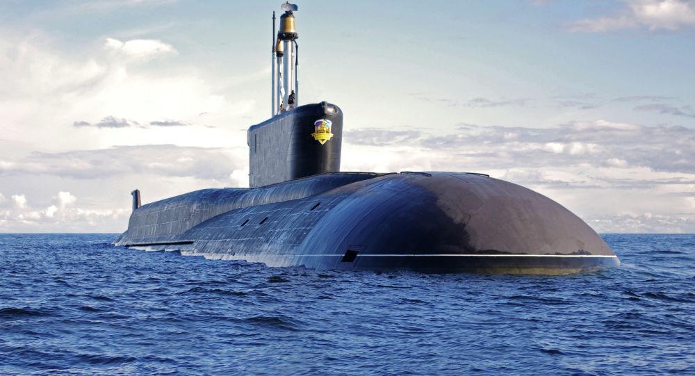 Okręt podwodny Aleksander Newski