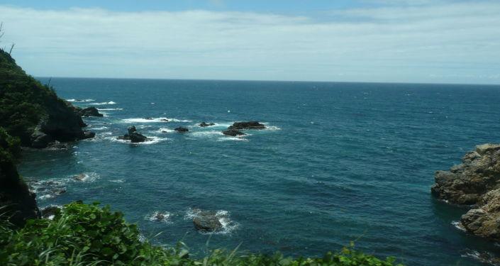 Widok na Morze Japońskie