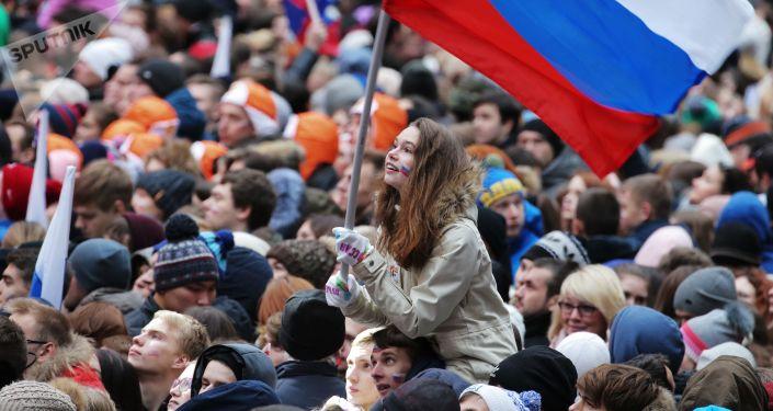Koncert w moskiewskich Łużnikach