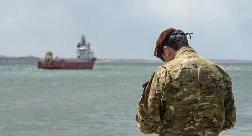 Operacja poszukiwawcza związana z zaginięciem okrętu podwodnego San Juan
