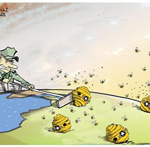 USA na Bliskim Wschodzie
