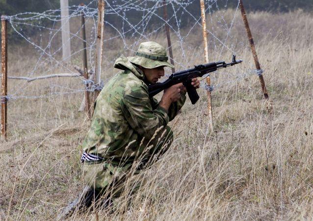 Przechodząc na służbę w rosyjskie armii, Osetyjczycy będą musieli odejść z sił zbrojnych republiki.