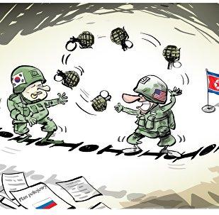 USA i Korea Południowa rozpoczęły największe w historii wspólne ćwiczenia sił powietrznych.