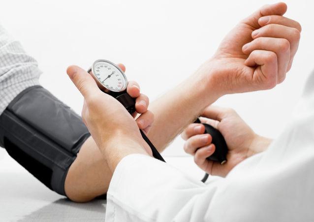 Pomiar ciśnienia arterialnego