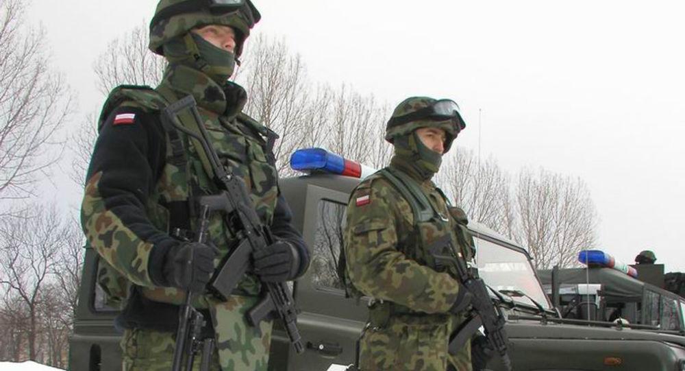 Oficerowie Żandarmerii Wojskowej