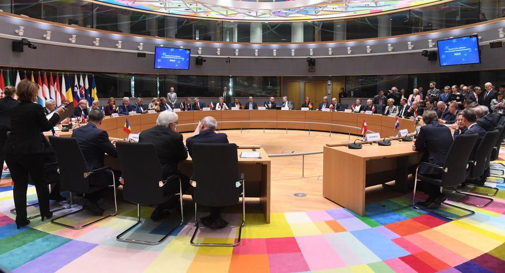 Podpisanie deklaracji PESCO w Brukseli