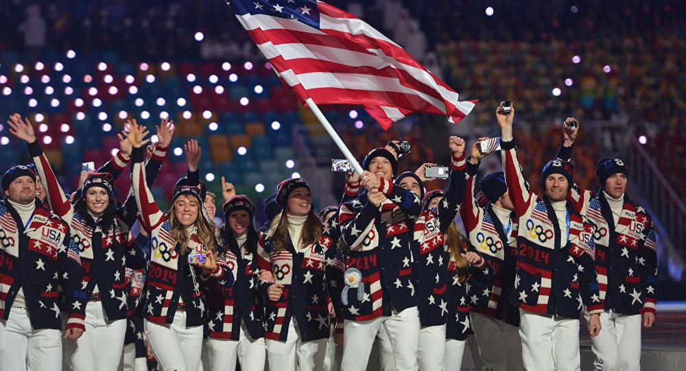 Reprezentacja USA na Olimpiadzie w Soczi