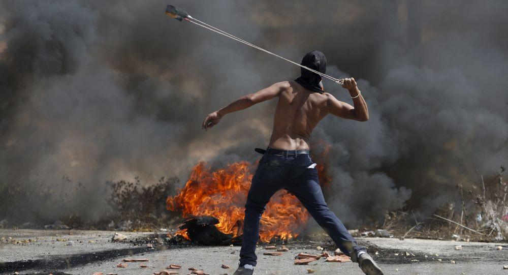 Zamieszki w Bet El
