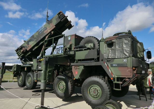 Amerykański system rakietowy Patriot