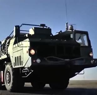 Na poligonie Kapustin Jar przeprowadzono  strzelanie bojowe z systemów S-400 Triumf