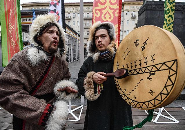 Festiwal Narodów Syberii i Dalekiego Wschodu