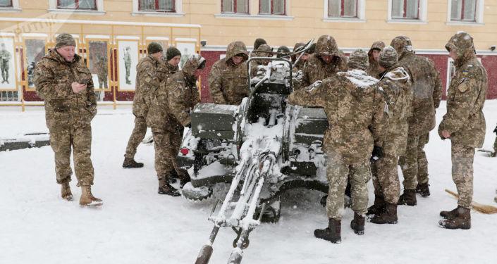 Modele broni i sprzętu wojskowego, które znajdują się na wyposażeniu ukraińskiej armii