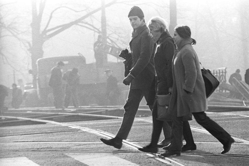 W Czechosłowacji w 1968 roku.