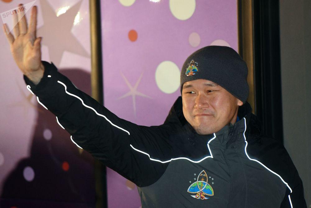 Norishige Kanai, japoński astronauta JAXA