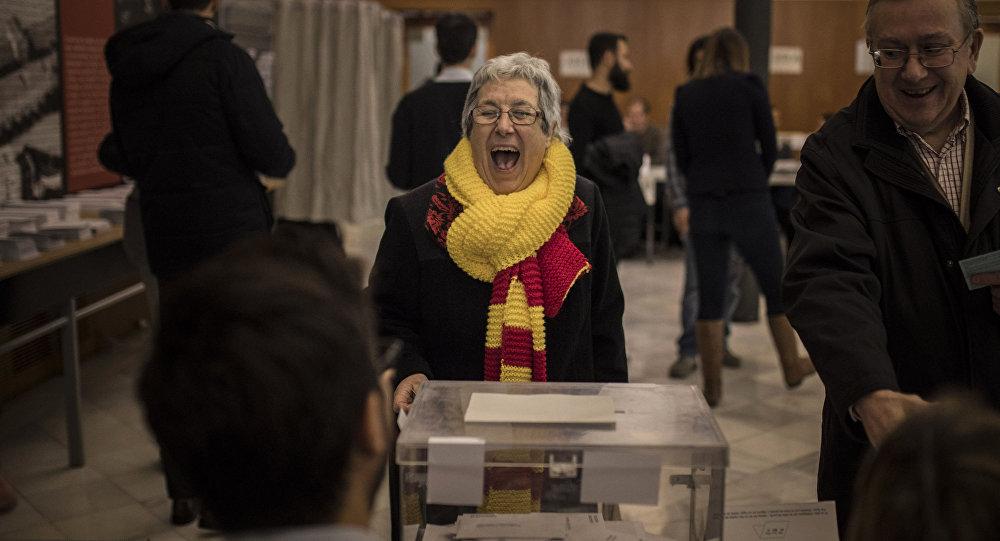 Wybory parlamentarne w Katalonii