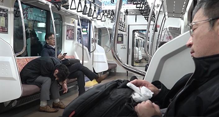 Autobus ratunkowy dla śpiochów w Japonii