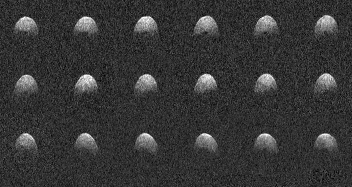 """Astronomowie NASA uzyskali szczegółowe zdjęcia """"planetoidy stulecia"""