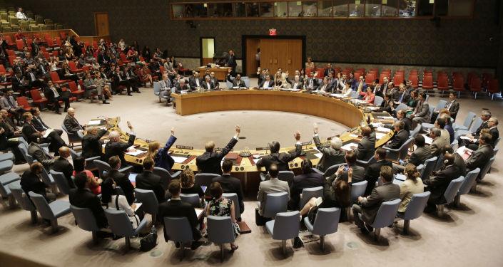 Rada Bezpieczeństwa głosuje za rezolucją, zatwierdzając porozumienie ws. Iranu w siedzibie ONZ
