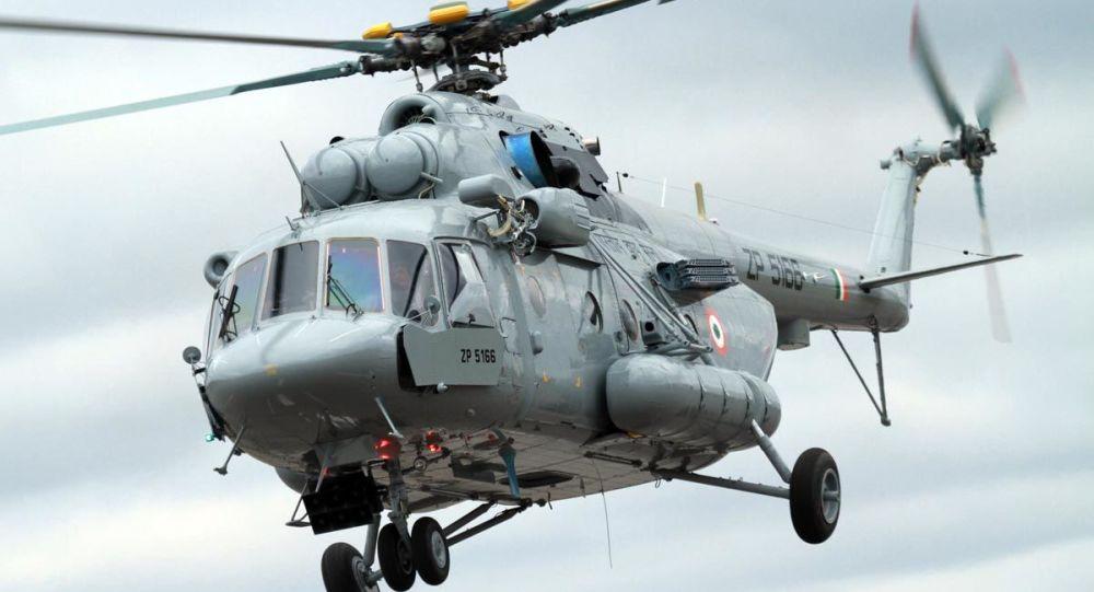 Śmigłowiec Mi-17В-5