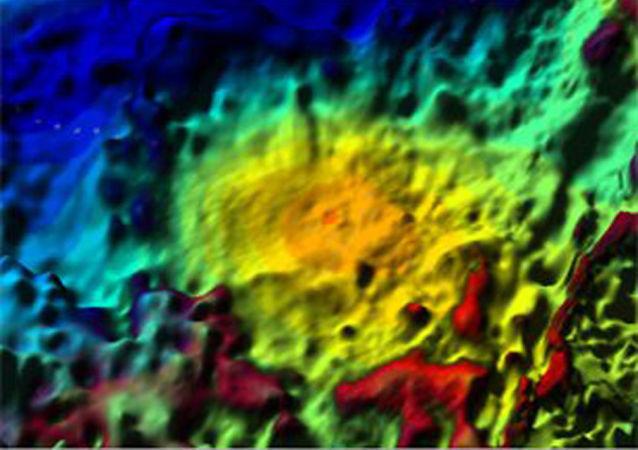 Krater na Ziemi Wilkesa