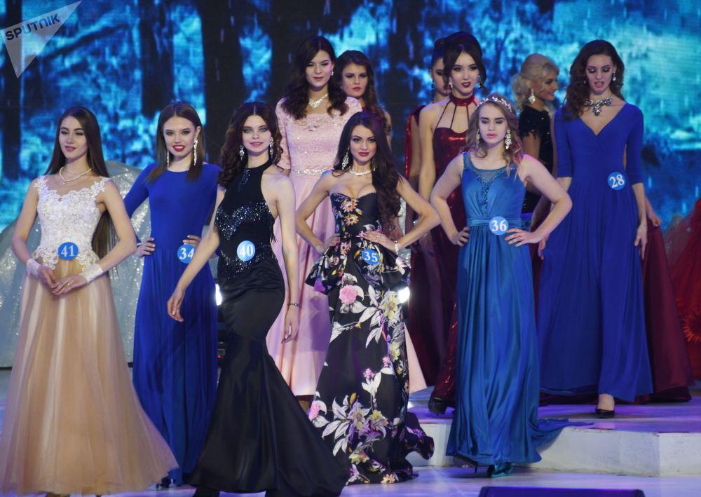 Swetlana Andrusowa - druga wicemiss konkursu Ambasadorka piękności w Mandżurii