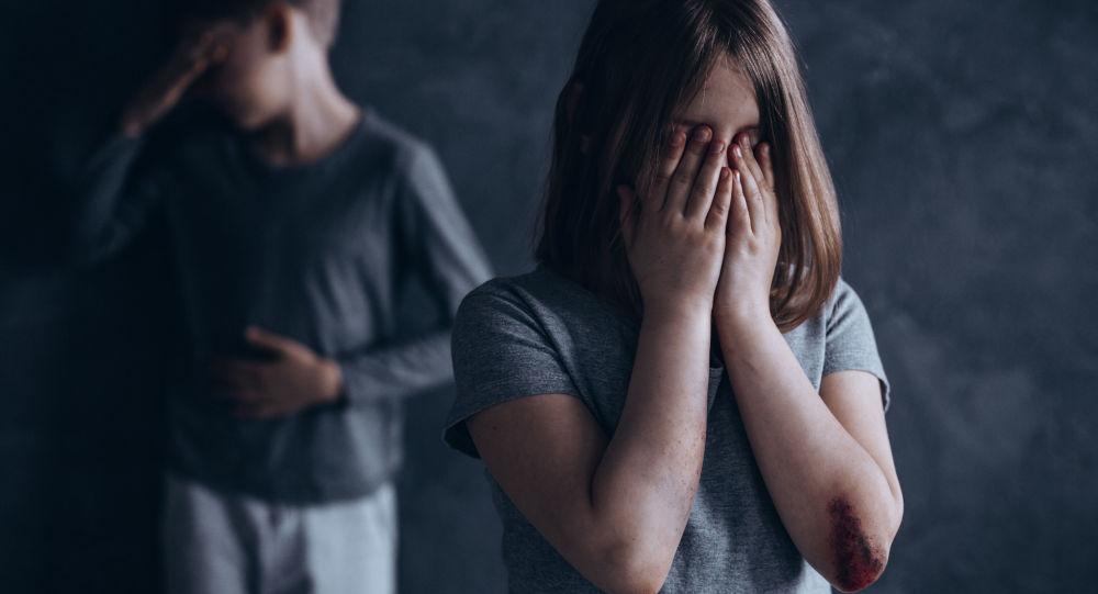 Przemoc wobec dzieci