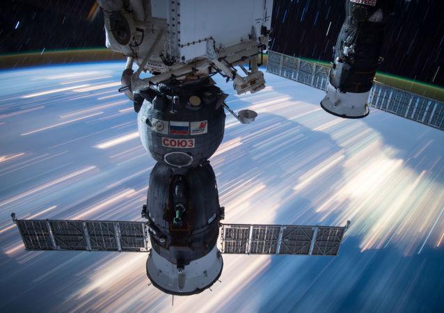 """Rosyjskie statki kosmiczne """"Sojuz"""" i """"Progress"""" dołączone do MSK"""