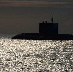 Okręt podwodny projektu Warszawianka