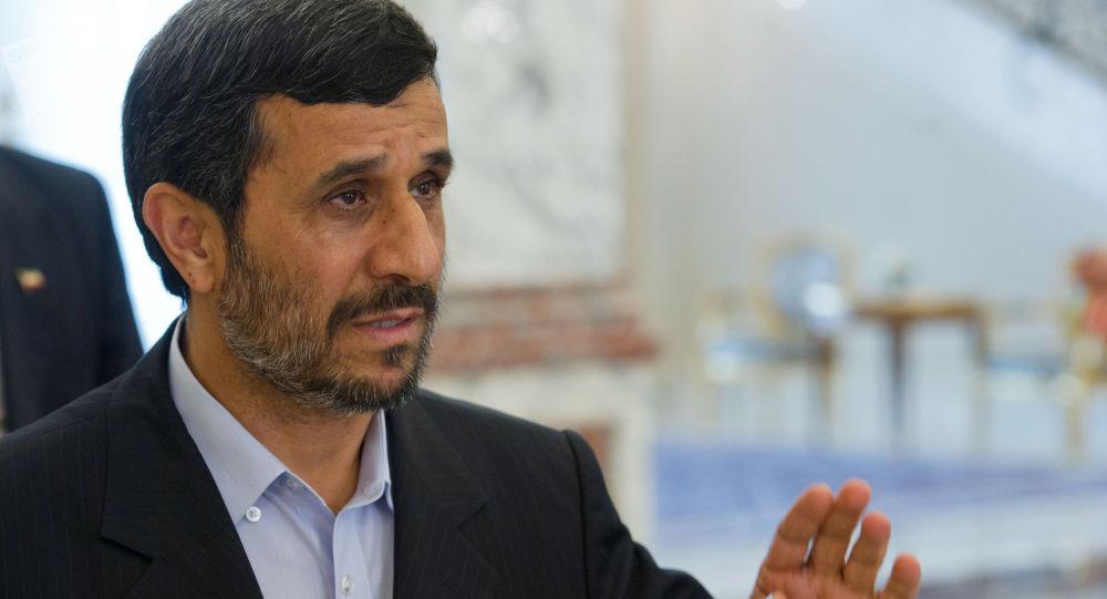 Mahmud Ahmadineżad