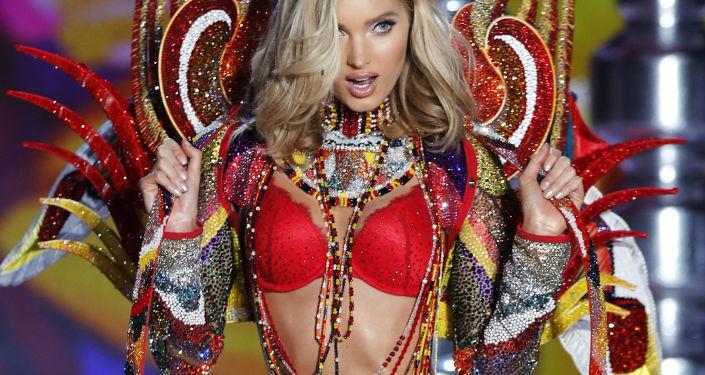 Pokaz Victoria's Secret Szanghaju