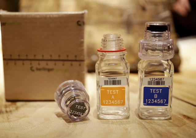 Zestaw do kontroli antydopingowej