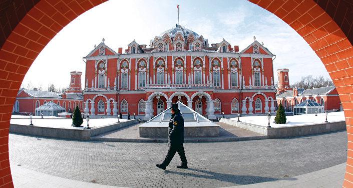 Pałac w Moskwie