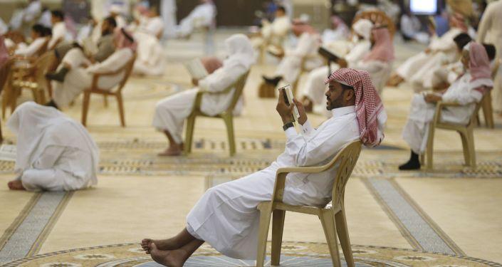 Meczet w Rijadzie