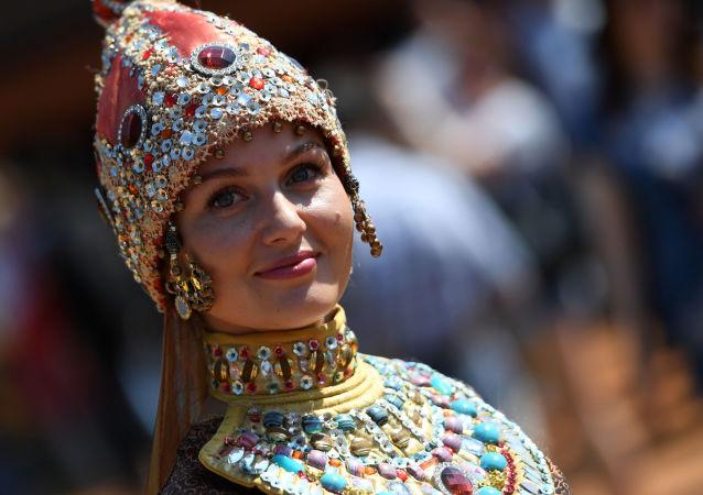Święto Sabantui w Kazaniu
