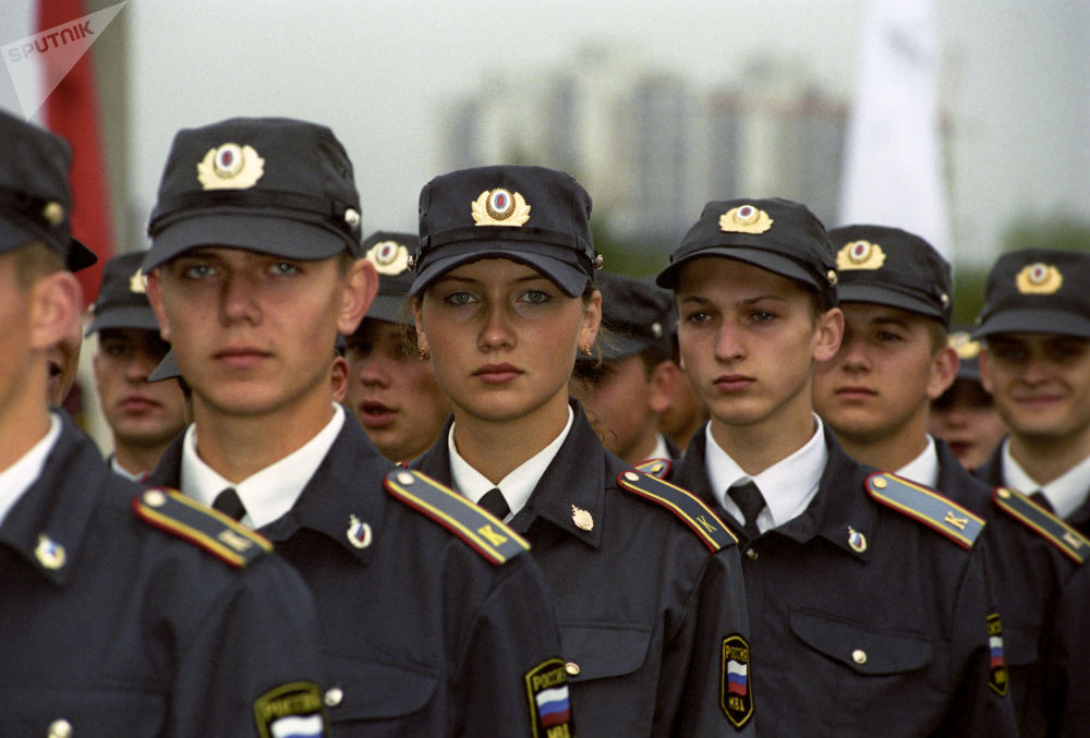 Rosyjscy studenci w ZSRR i dziś, 1999 rok
